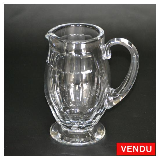 Baccarat - Pichet à eau en cristal